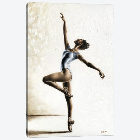 Harmony And Light Canvas Print #RYO75} by Richard Young Art Print