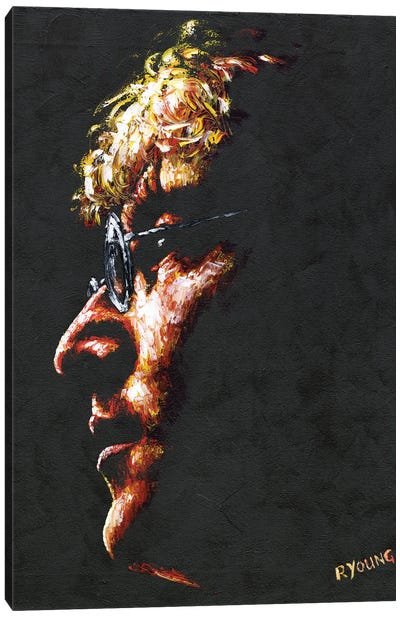 Imagine John Lennon Canvas Art Print