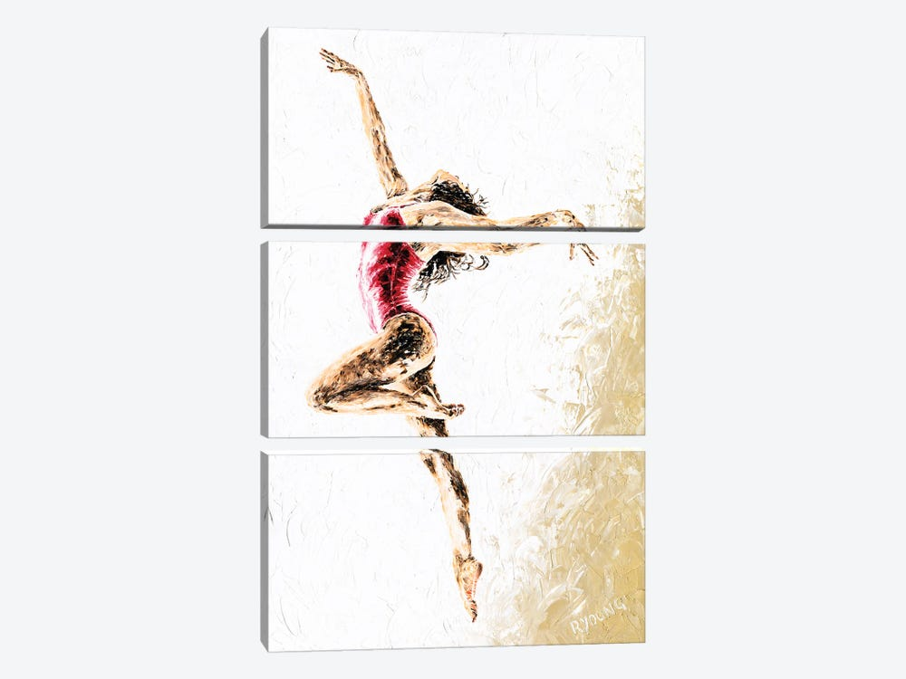 Liberty by Richard Young 3-piece Canvas Art