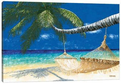 Life's A Beach I Canvas Art Print