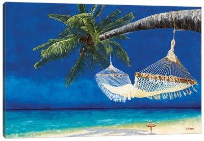 Life's A Beach II Canvas Art Print