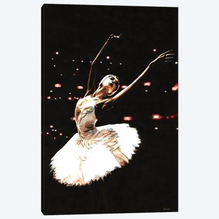 Prima Ballerina Canvas Print #RYO91} by Richard Young Canvas Art