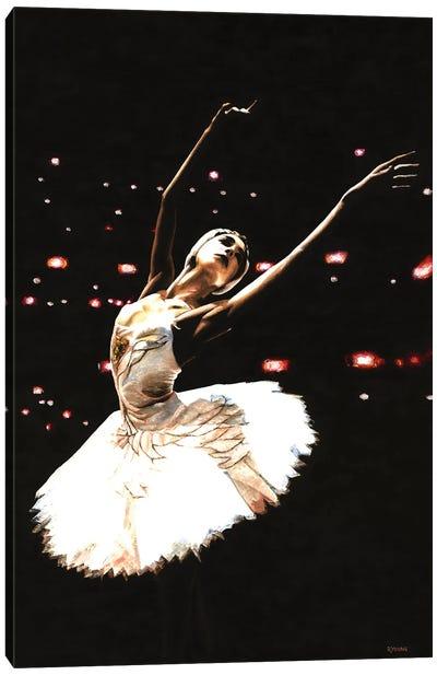 Prima Ballerina Canvas Art Print