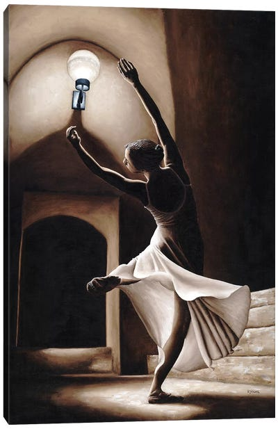 Dance Seclusion by Richard Young Canvas Art Print