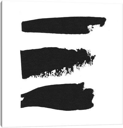 Threes Company I Canvas Art Print