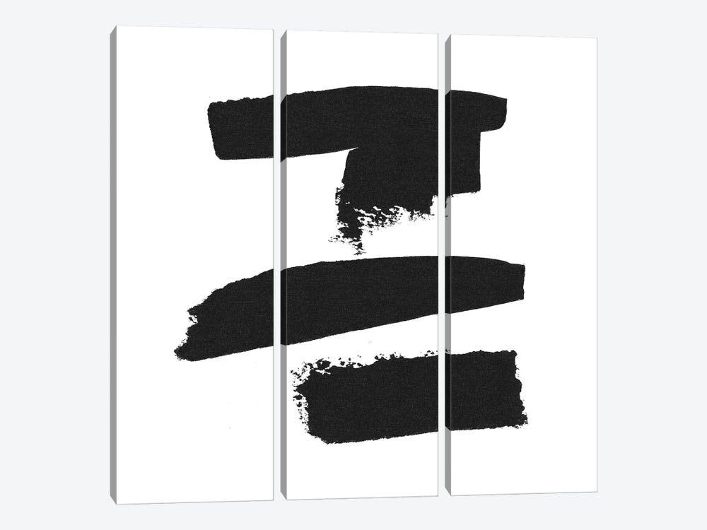 Threes Company II by Sarah Adams 3-piece Canvas Print