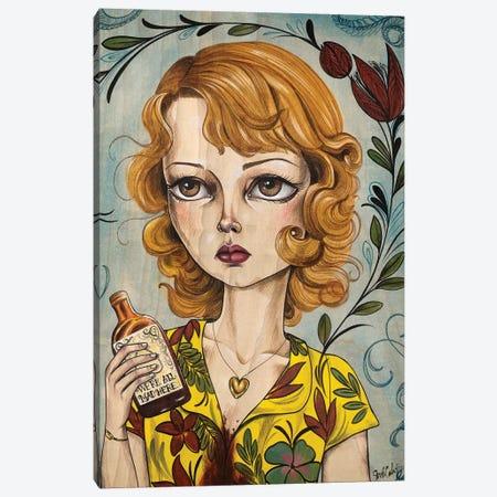 Dolores Chanal Canvas Print #SAC11} by Sandi Calistro Canvas Wall Art
