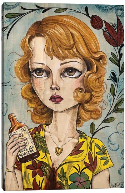 Dolores Chanal Canvas Art Print