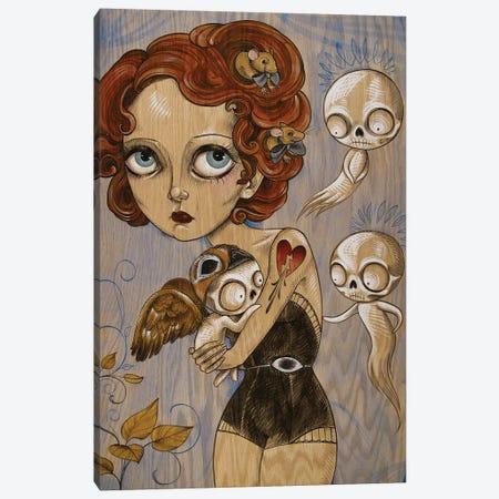 Haunts Canvas Print #SAC23} by Sandi Calistro Art Print