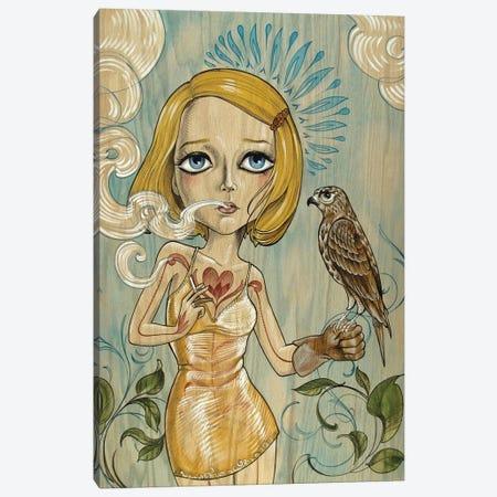 Margot & Mordecai Canvas Print #SAC31} by Sandi Calistro Canvas Wall Art