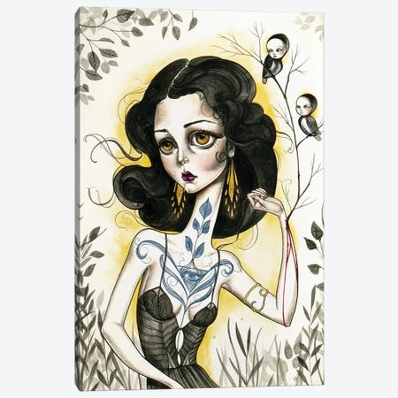 Maxine Canvas Print #SAC35} by Sandi Calistro Art Print