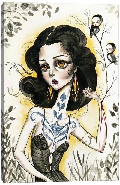 Maxine Canvas Art Print