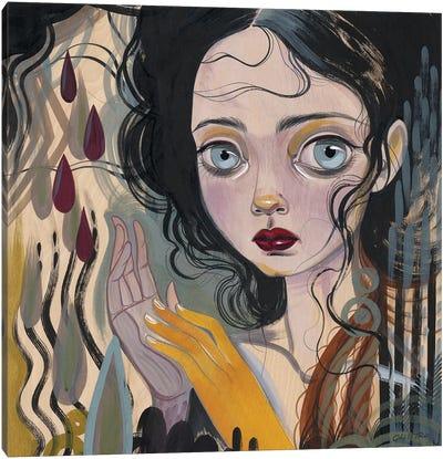 Melt Canvas Art Print