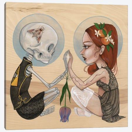 Mirror Canvas Print #SAC38} by Sandi Calistro Canvas Wall Art
