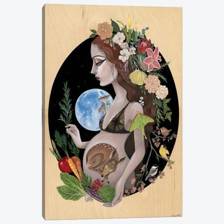Origin Canvas Print #SAC39} by Sandi Calistro Canvas Wall Art