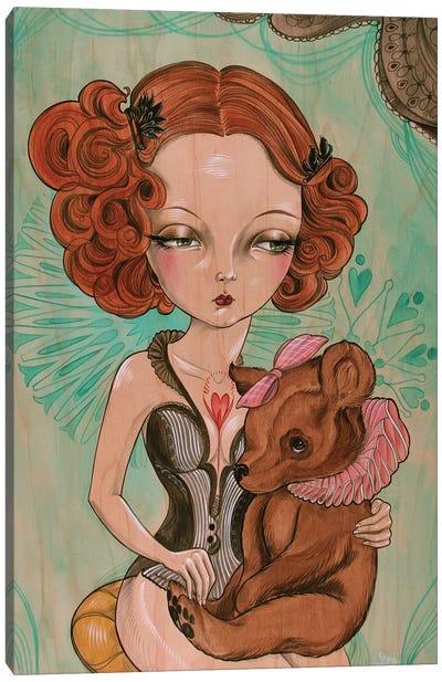 Senya Canvas Art Print