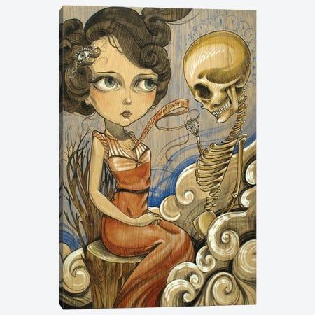 Soul Canvas Print #SAC48} by Sandi Calistro Canvas Print