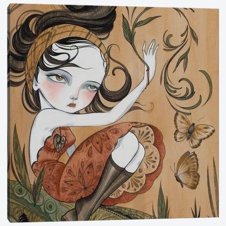 Thideman Canvas Print #SAC55} by Sandi Calistro Canvas Print