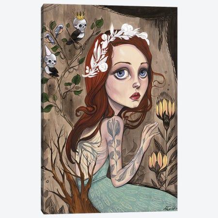 This Time Tomorrow Canvas Print #SAC56} by Sandi Calistro Canvas Art Print