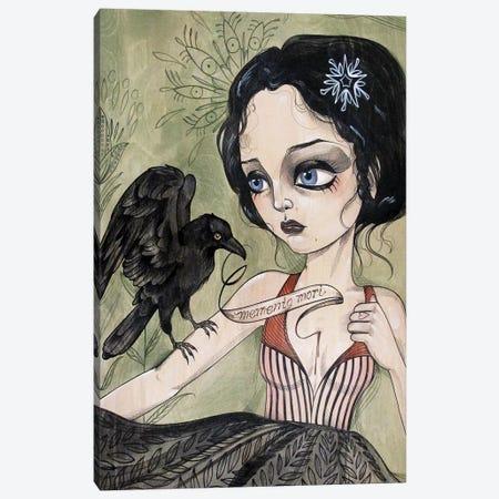 Thought Canvas Print #SAC57} by Sandi Calistro Art Print