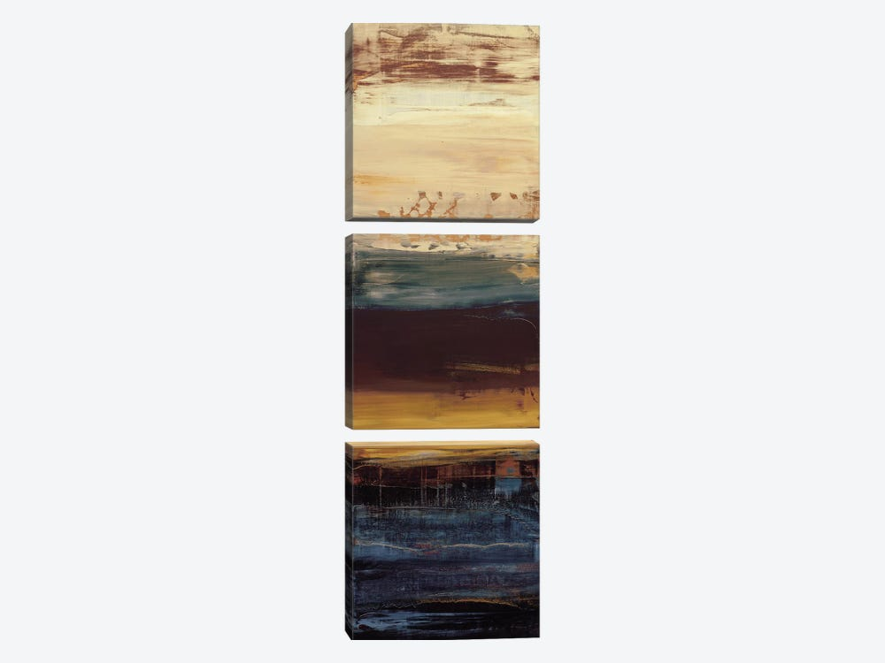 Small Shift I by Simon Addyman 3-piece Canvas Art Print