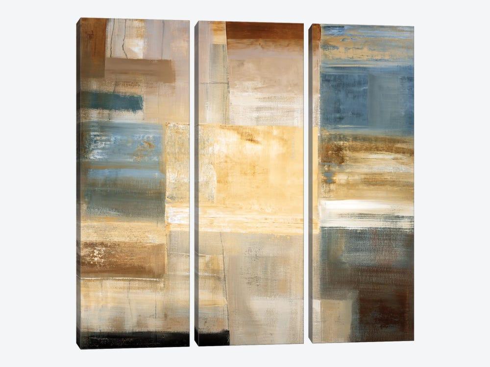 Soft Squares by Simon Addyman 3-piece Art Print