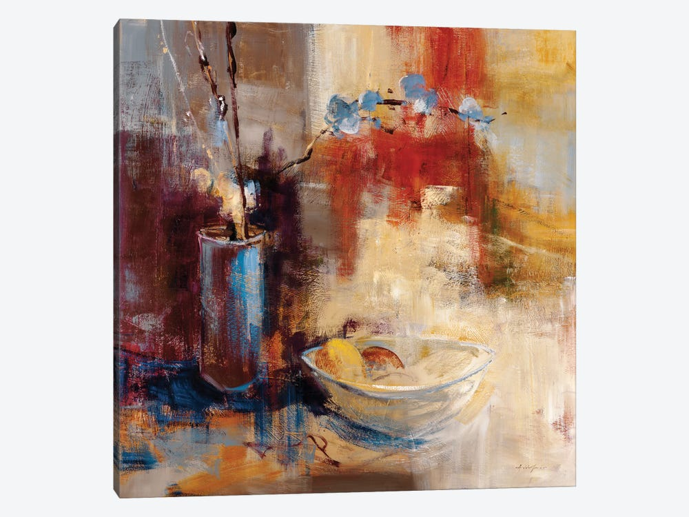 Still Life I by Simon Addyman 1-piece Canvas Artwork