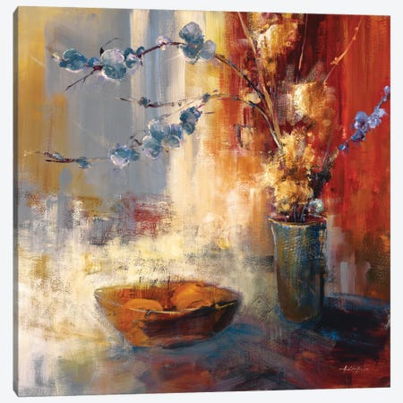 Still Life II Canvas Print #SAD28} by Simon Addyman Canvas Wall Art
