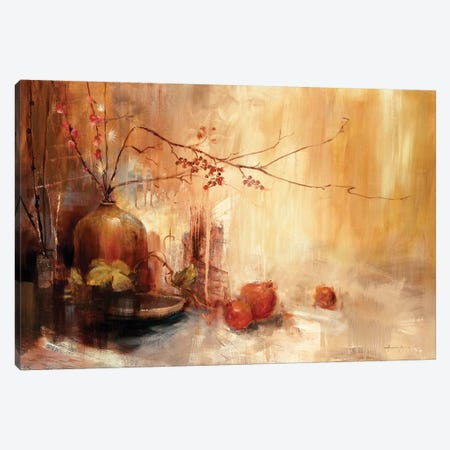 Autumn Gold Canvas Print #SAD2} by Simon Addyman Canvas Print