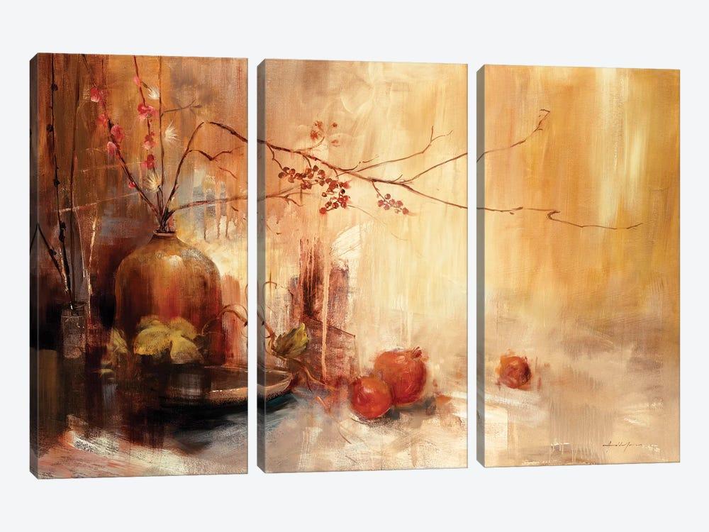 Autumn Gold by Simon Addyman 3-piece Canvas Art