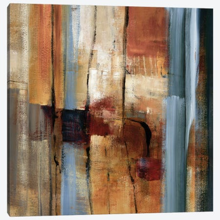Uptown Canvas Print #SAD31} by Simon Addyman Canvas Art Print