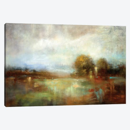 Painter's Land III Canvas Print #SAD36} by Simon Addyman Canvas Art