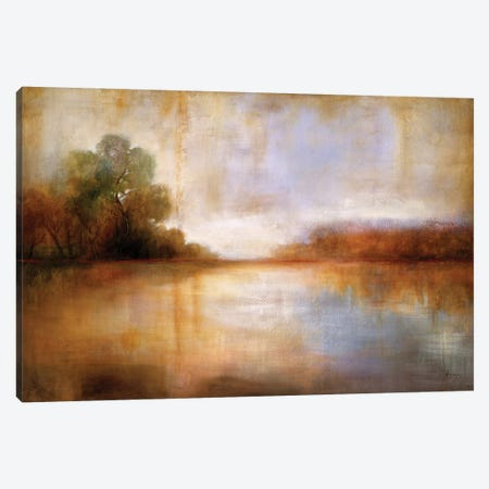Serene Moment 3-Piece Canvas #SAD39} by Simon Addyman Canvas Art Print