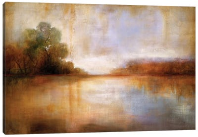 Serene Moment Canvas Art Print