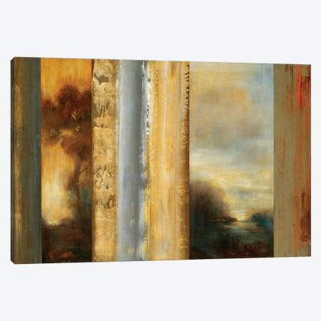 Split Landscape Canvas Print #SAD41} by Simon Addyman Canvas Artwork