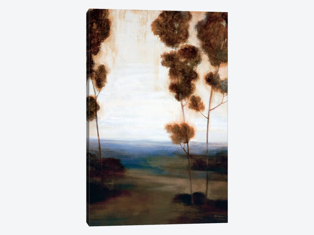 Through The Trees I 1-piece Canvas Print