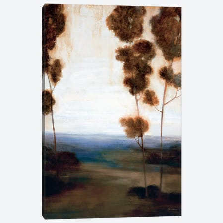 Through The Trees I Canvas Print #SAD44} by Simon Addyman Canvas Art Print