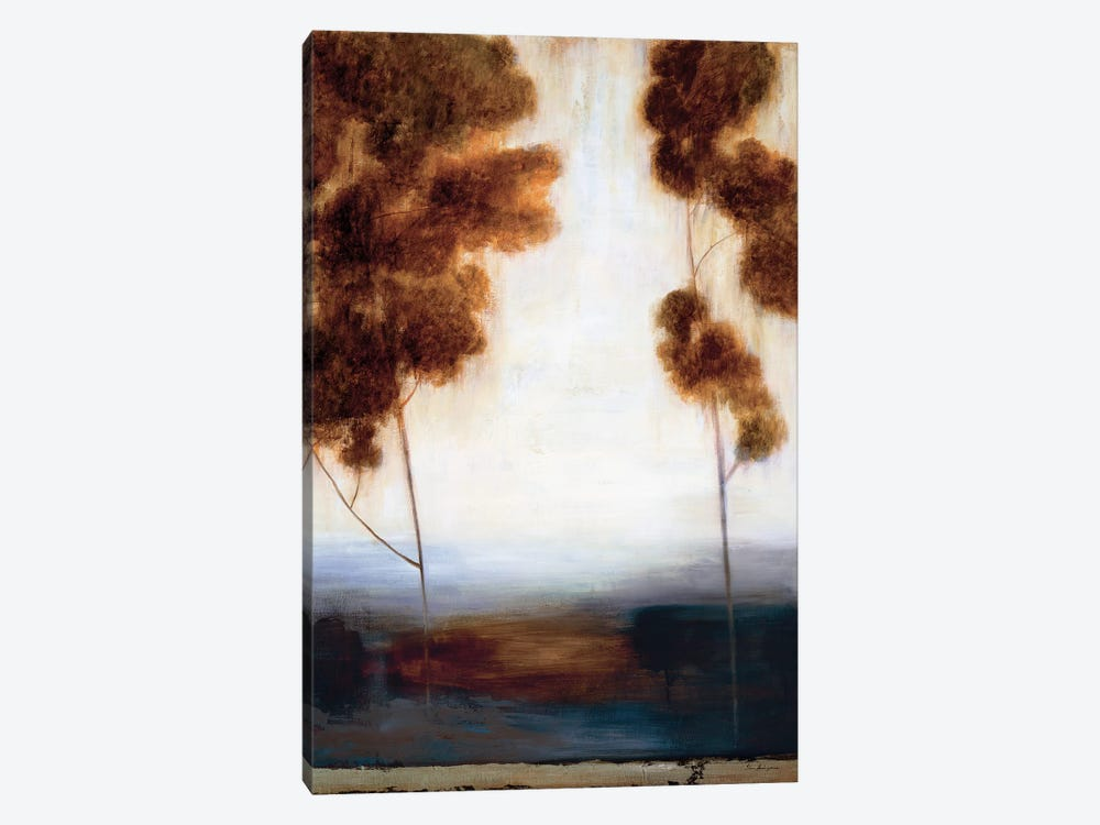 Through The Trees II by Simon Addyman 1-piece Canvas Artwork