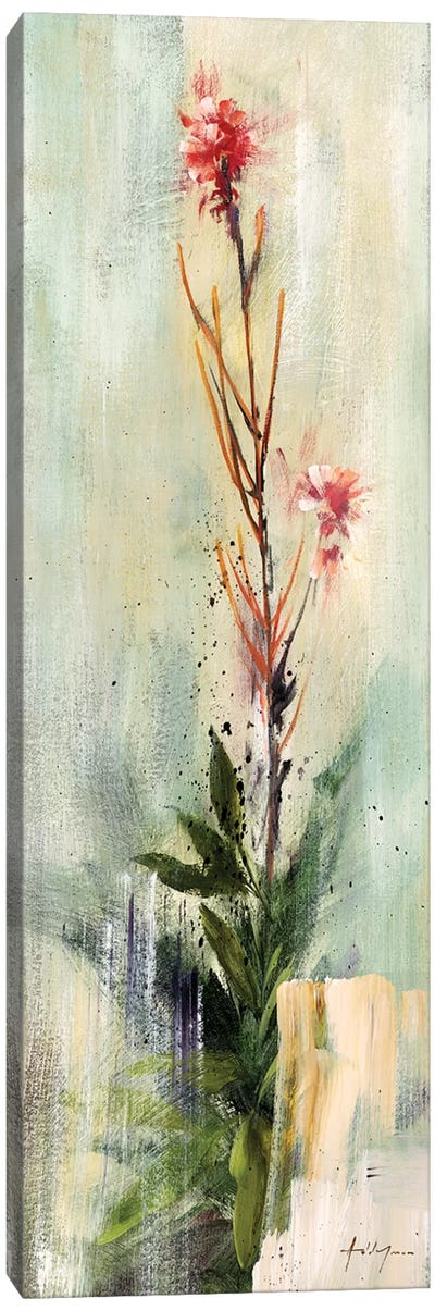 Fireweed II Canvas Art Print