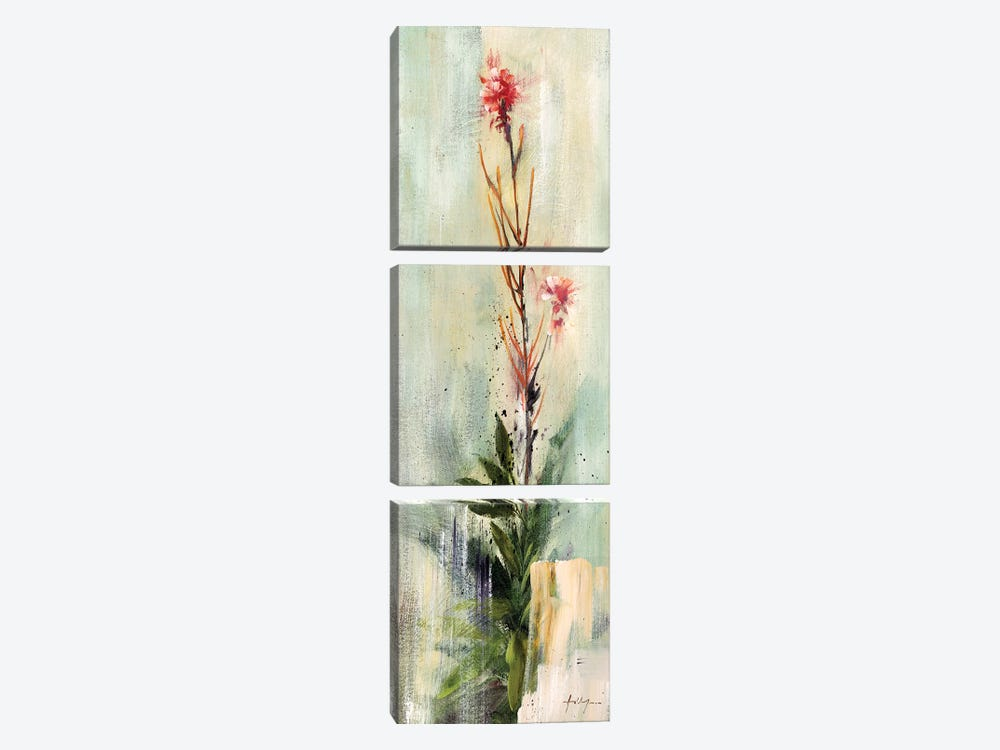 Fireweed II by Simon Addyman 3-piece Canvas Wall Art