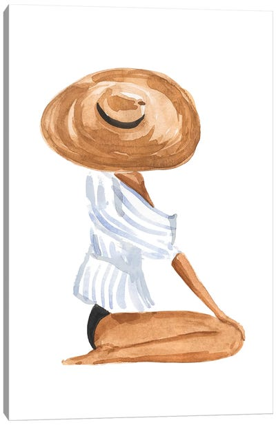 Celia Canvas Art Print