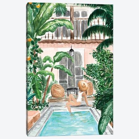 El Fenn Morocco Canvas Print #SAF117} by Sabina Fenn Art Print