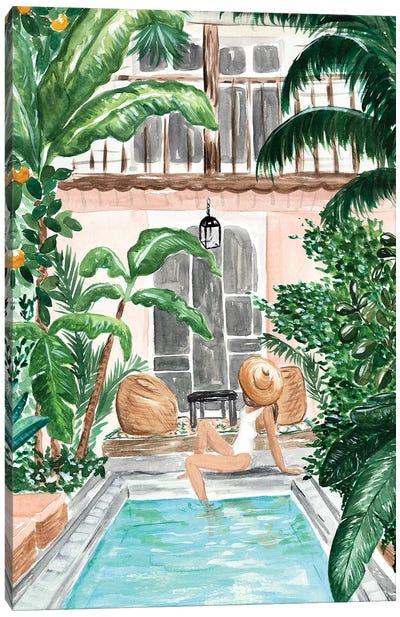 El Fenn Morocco Canvas Art Print