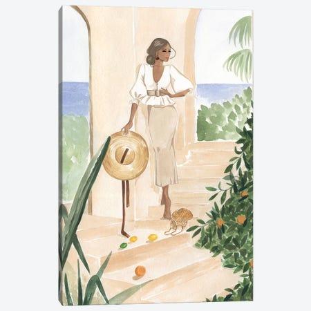 Emma II Canvas Print #SAF119} by Sabina Fenn Canvas Wall Art