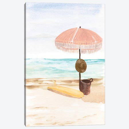 Parasol Canvas Print #SAF128} by Sabina Fenn Canvas Print