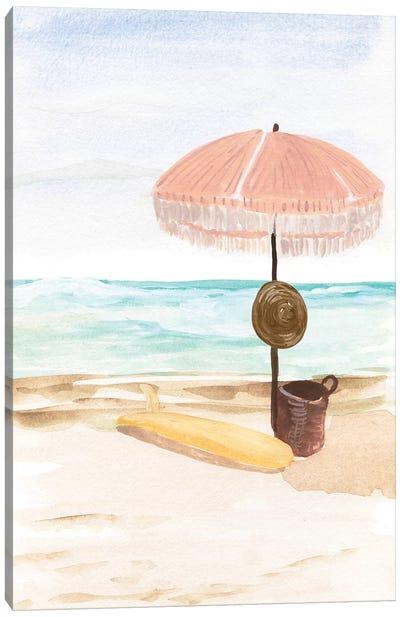 Parasol Canvas Art Print
