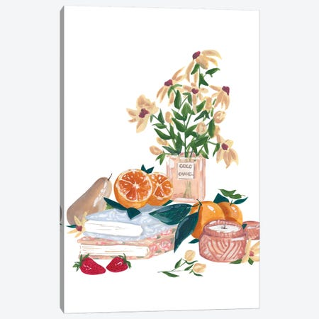 Still Life Canvas Print #SAF134} by Sabina Fenn Canvas Print