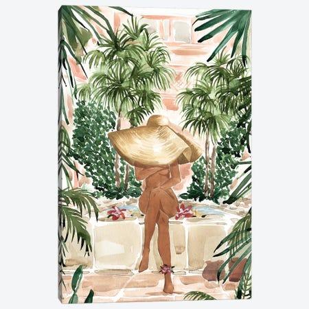 Vacation Mode Canvas Print #SAF136} by Sabina Fenn Canvas Art Print