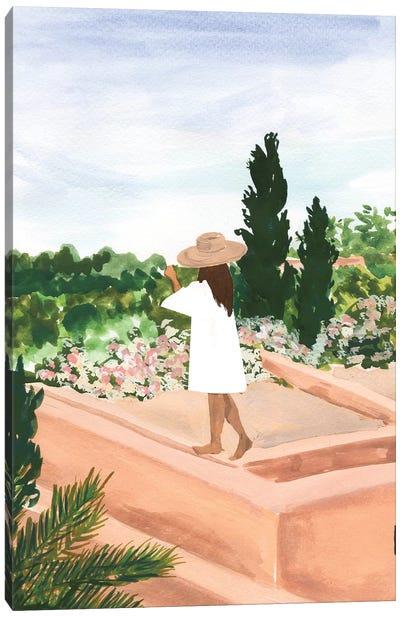 Exploring Morocco Canvas Art Print