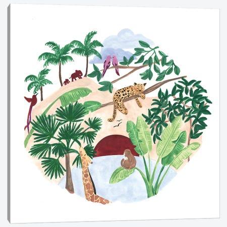 Flora & Fauna Canvas Print #SAF195} by Sabina Fenn Canvas Print